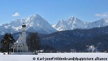 BdT Coronavirus - Bayern Wallfahrtskirche Sankt Coloman