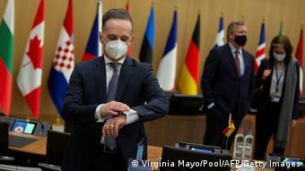 Хайко Мас, министр иностранных дел Германии
