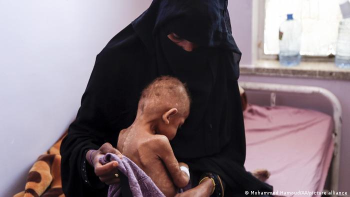 : 20 Millionen Menschen auf humanitäre Hilfe