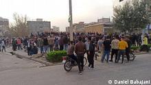جزییات جدید از اعتراضات در گنبد کاووس