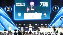 Türkei AKP Partei Kongress