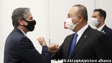 EU USA Türkei Außenminister Cavusoglu Blinken