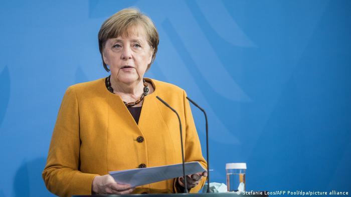 PK Kanzlerin Merkel | Oster-Beschlüsse waren Fehler