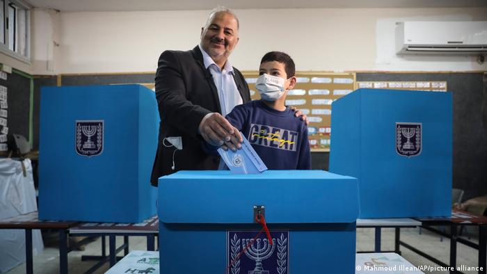 Wahlen in Israel I Mansour Abbas