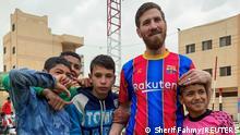Ägypten Messi-Doppelgänger wird zur lokalen Berühmtheit