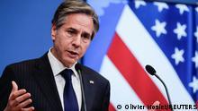 Belgien Brüssel | NATO Treffen der Außenminister - Antony Blinken