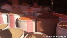Open Air Market in Addis Abeba 24.03.21