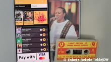 Bonn, Germany, 24.03.2021+++Start-ups turn to streaming to save the ailing Ethiopian music industry. (c) Eshete Bekele Tekle / DW