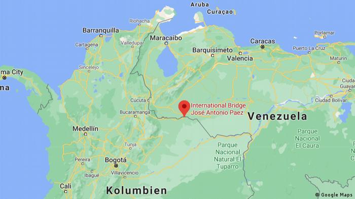 El Puente Internacional José Antonio Páez en Arauca es la conexión entre Colombia y Apure en Venezuela