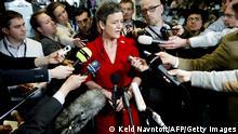 Politikerin I Margrethe Vestager