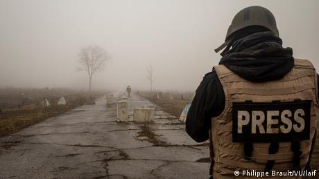 How close should we get   Ukraine frontline