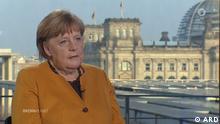 ARD Brennpunkt 24.03.2021 Angela Merkel