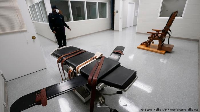 USA Todesstrafe Virginia