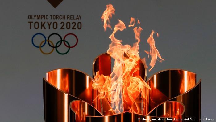 Japan Tokio | Olympische Spiele Start Fackellauf