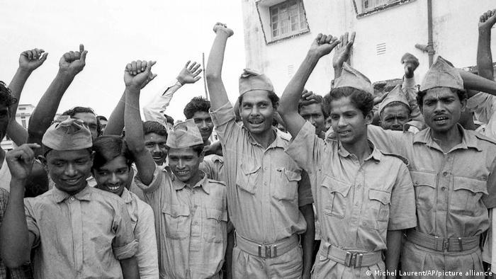 BG 50 Jahre Unabhängigkeit Bangladesch