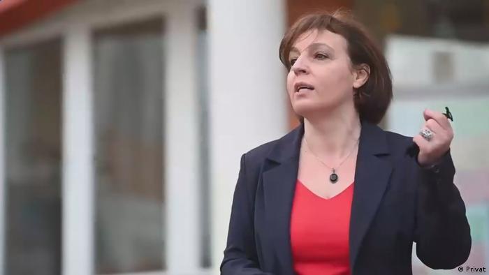 Außenministerin Kosovos Donika Gerwalla-Schwarz