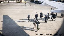 Libyen | Ankunft Außenminister Heiko Maas in Triplolis