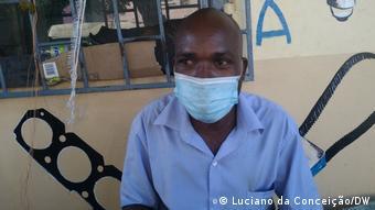 Afrika Benjamim Chissico, Einwohner von Maxixe