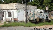 BG Mosambik   Alltag und Militarismus in Cabo Delgado