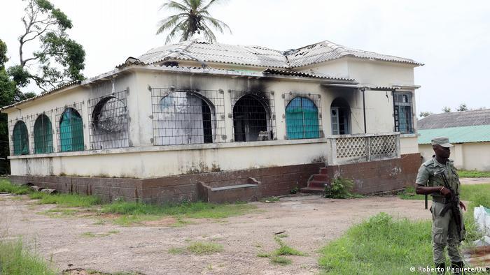 BG Mosambik | Alltag und Militarismus in Cabo Delgado