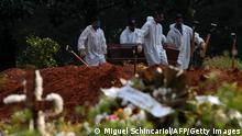 Tableau | Coronavirus Brasilien | 25.03.21