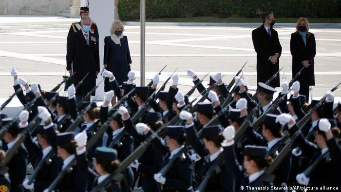 Griechenland Athen | Parade zu 200 Jahre Unabhängigkeit