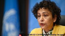 Switzerland Irene Kahn UN Menschenrechtsexperte