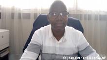 Zentralafrikanische Republik Emmanuel Yandoko Nakoune