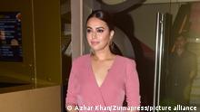 Indien Mumbai Swara Bhasker Schauspielerin