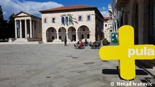 Kroatien Istrien | Tourismus | Pula Forum