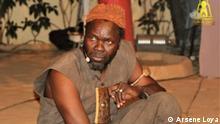 Kientega Pingdéwende Gérard, Künstler aus Burkina Faso. Ouagadougou, Burkina Faso Rechte frei nur füt das Magazin 77%