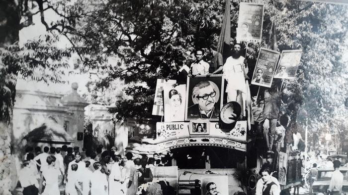 আবদুল হামিদ রায়হানের তোলা মুক্তিযুদ্ধের ছবি স্থান পেয়েছে ইতিহাসের পাতায়