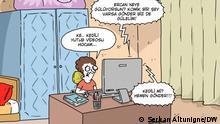 Serkan Altunigne | DW | Cartoon
