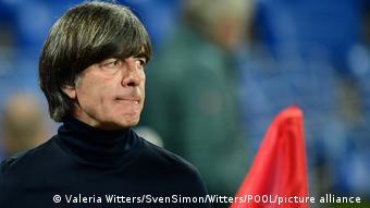 Йоахим Лёв, главный тренер сбороной Германии по футболу