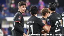 WM Qualifakation Deutschland - Island