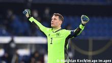 Fußball WM Qualifakation Deutschland - Island Schlussjubel