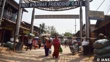 Indien Mizoram