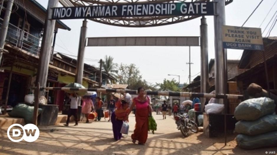 Fleeing violence, Myanmar nationals in India seek asylum