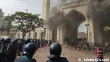 Bangladesch Protest Besuch Narendra Modi