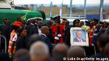 Tansania | Trauer | Beisetzung ehemaliger Präsident Joseph Magufuli