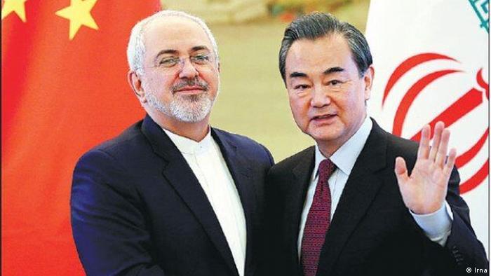 Iran China | Mohammad Javad Zarif und Wang Yi