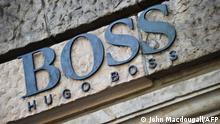 Hugo Boss Logo