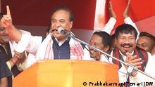 Indien Dibrugarh | Wahlkampagne