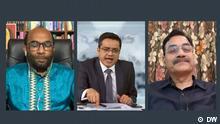 This week's Khaled Muhiuddin Asks talkshow featured SM Rezaul Karim and Harunur Rashid via Arafatul Islam