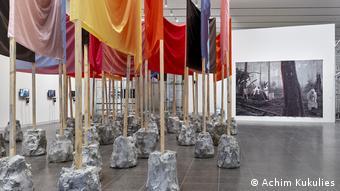 Άποψη από την έκθεση στο Ντίσελντορφ στο μουσείο Κ20