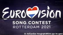 ESC 2021 | Präsentation des Eurovision Song Contest auf einem Tram in Rotterdam