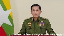 Myanmar | General Min Aung Hlaing