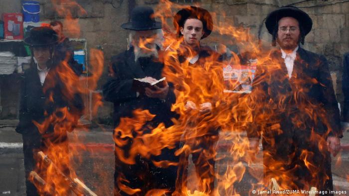 BdTD | Israel Jerusalem | Pessach-Feuer
