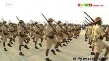 Myanmar Naypyidaw | Parade zum Tag der Streitkräfte