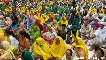 27.03.2021 Indian farmers protesting against the Government of India against the farm law.